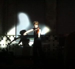 VIdeo Viola, Concertgemaal, 2016